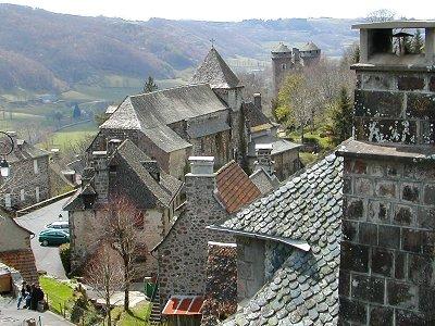 Villes et villages de charme du Cantal 016